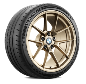 Uusi MICHELIN Pilot Sport CUP2 CONNECT rengas