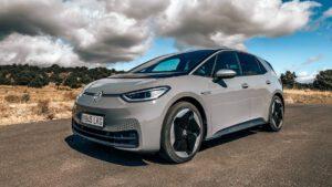 Volkswagen ID.3 aloittaa sähköautoilun uuden aikakauden Goodyearin renkailla varustettuna